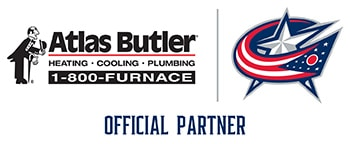 Official Partner of the Columbus Blue Jackets